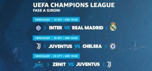 Dove vedere gratis Champions League. Diretta TV e streaming gratis